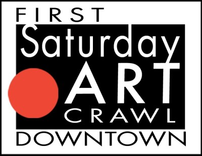 First Saturday Art Crawl | Downtown Nashville | December 2017