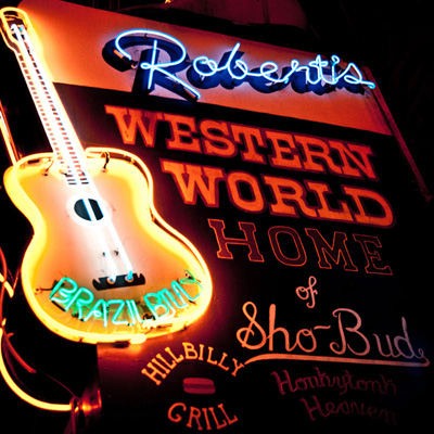 Live Music at Robert's Western World