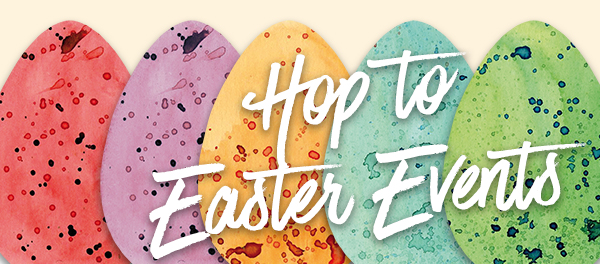 Hop to these Easter Events in Nashville!