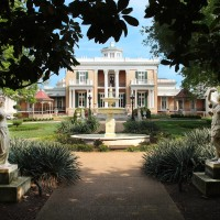 Belmont Mansion Tours