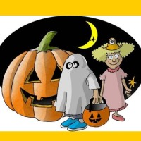 Trick-or-Treat on the Square