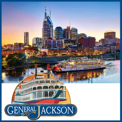 (TEMPORARILY CLOSED) General Jackson Showboat
