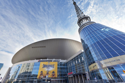 Bridgestone Arena | Discover Things to Do in Nashville