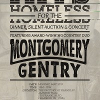 Hits for the Homeless feat. Montgomery Gentry