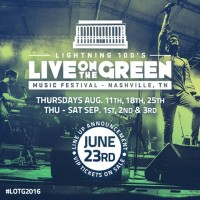 Live On the Green 2016 | Things to Do in Nashville