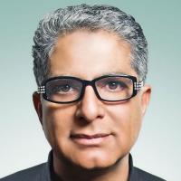 Deepak Chopra: The Future of Well Being
