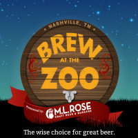 Brew at the Zoo, presented by M.L. Rose Craft Beer & Burgers