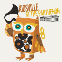 Kidsville at the Parthenon | Sphinx's Riddle