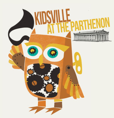 Kidsville at the Parthenon