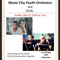 Spring Concert featuring guest DNK