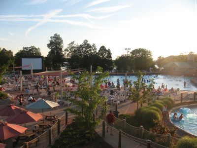 Things to Do in Nashville: Dive-In Movies at Nashville Shores