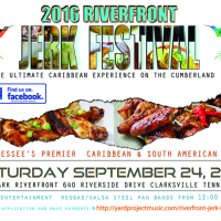 Riverfront Jerk Festval | Carribean and South American Food Exposé