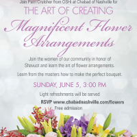 The Art of Flower Arranging with OSHi