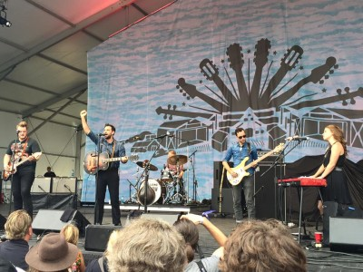 Pilgrimage Music Festival | The Lone Bellow