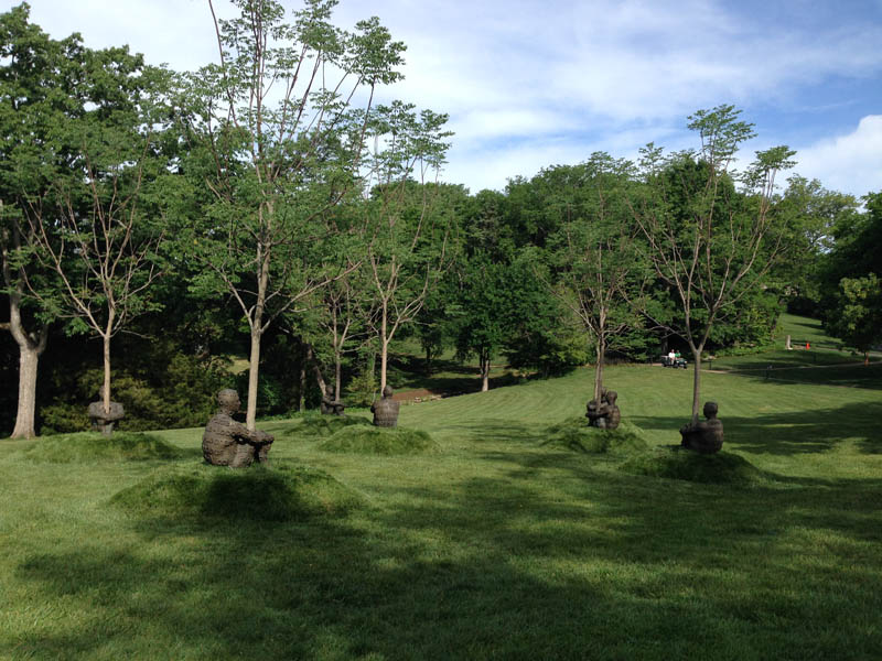 The Heart of Trees, 2007