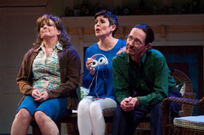 Martha Wilkinson, Shelean Newman and Bobby Wyckoff are featured in Vanya and Sonia and Masha and Spike.
