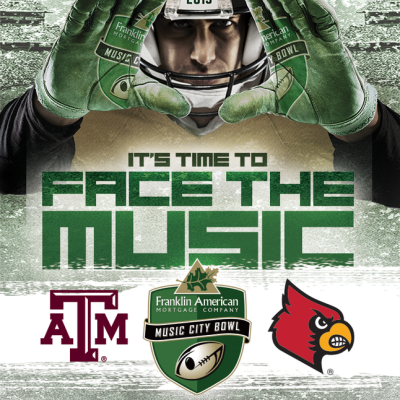 Music City Bowl 2015 | Louisville vs. Texas A&M