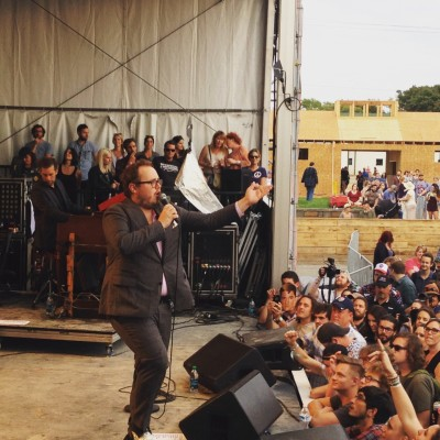 St. Paul & the Broken Bones | Pilgrimage Music Fest