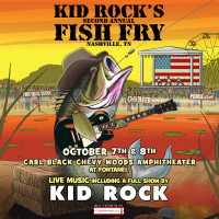 Kid Rock's Second Annual Fish Fry
