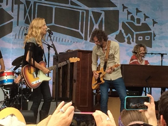 Sheryl Crow (Photo Courtesy of Meghan Hayes via Facebook)