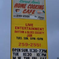 Carol Ann's Home Cooking Cafe