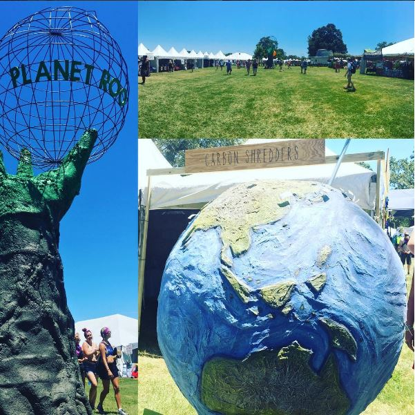 Over 20 nonprofit organizations are set up at Planet Roo