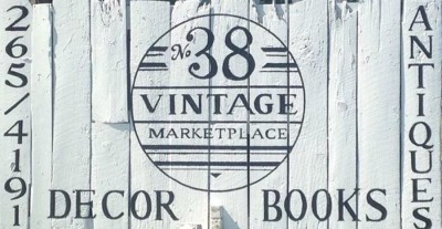 No. 38 Vintage Marketplace