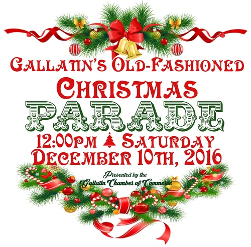 Gallatin's Old-Fashioned Christmas Parade presented by Gallatin ...