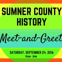 Sumner County History Meet-and-Greet
