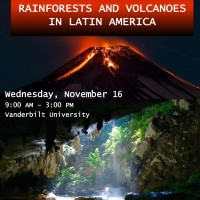 Teacher Workshop | Fire and Rain: An Exploration of Rainforests and Volcanoes in Latin America