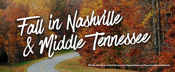 Fall in Nashville & Middle Tennessee