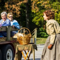11TH ANNUAL HISTORY HAYRIDE AT EDGAR EVINS STATE PARK