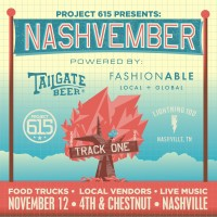 Project 615's 3rd Annual Nashvember