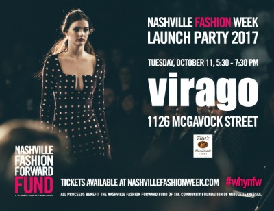 Tickets To Nashville Fashion Week