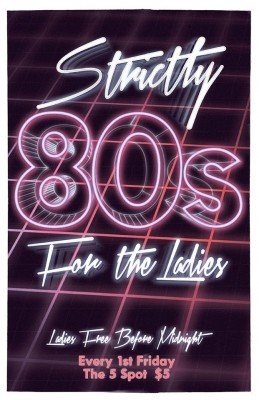 Strictly 80's Dance Party