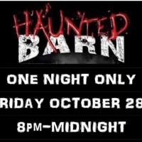 Haunted Barn Bash