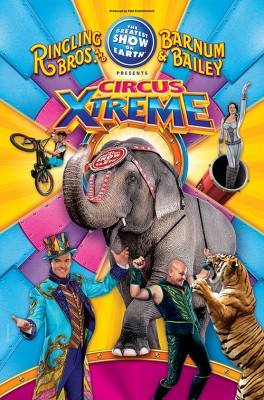 Ringling Bros And Barnum Bailey Presents Circus Xtreme Nowplayingnashville Com