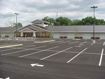 Lane-Agri Park/Rutherford County Extension Office