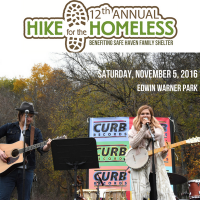 12th Annual Hike for the Homeless