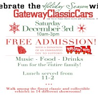 Gateway Classic Cars Christmas Party