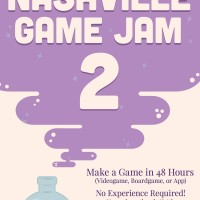 The Second Annual Nashville Game Jam
