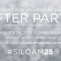 Siloam's 25th Anniversary After-Party