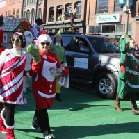 The 64th Annual Nashville Christmas Parade