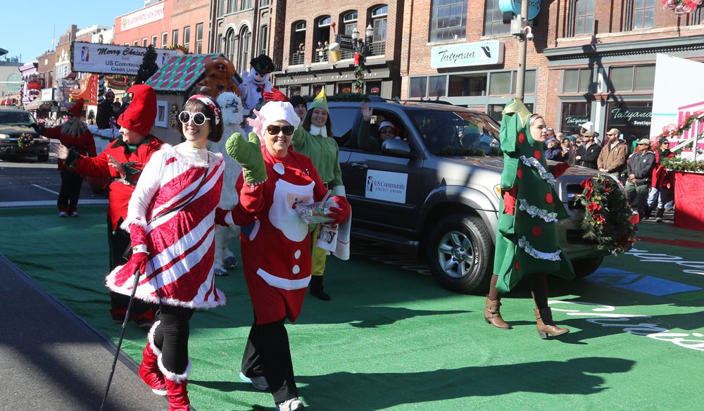 The 63rd Annual Nashville Christmas Parade presented by Piedmont ...