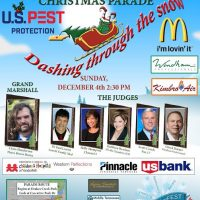 HolidayFest Annual Hendersonville Christmas Parade presented by US PEST