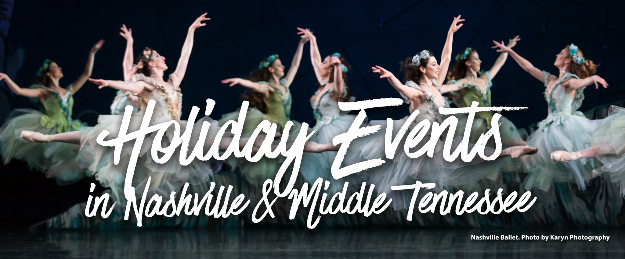 Things to Do for the Holidays in Nashville and Middle Tennesssee