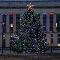 Metro Christmas Tree Lighting Ceremony feat. Amanda Shires and Jason Isbell