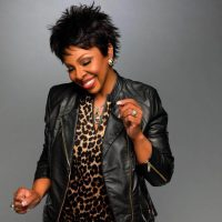 Gladys Knight peforms at The Schermerhorn