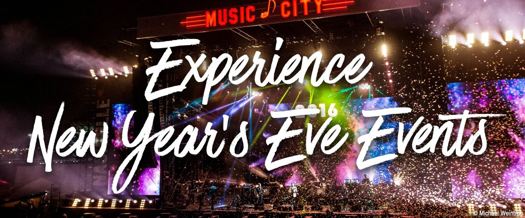 New Year's Eve in Nashville, TN