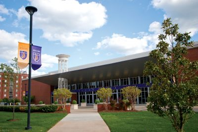 Allen Arena at Lipscomb University